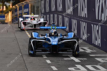 Stock Photo of 2017/2018 FIA Formula E Championship. Round 1 - Hong Kong, China. Saturday 02 December 2018. Nicolas Prost (FRA), Renault e.Dams, Renault Z.E 17. Photo: Mark Sutton/LAT/Formula E