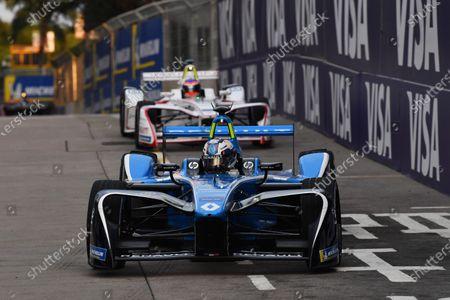 Stock Image of 2017/2018 FIA Formula E Championship. Round 1 - Hong Kong, China. Saturday 02 December 2018. Nicolas Prost (FRA), Renault e.Dams, Renault Z.E 17. Photo: Mark Sutton/LAT/Formula E