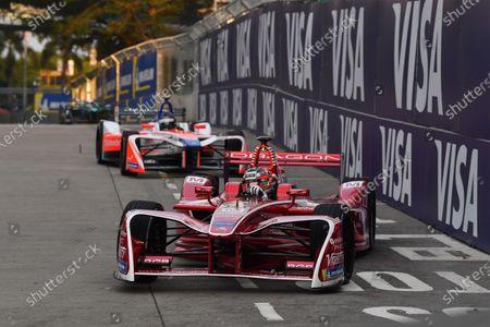 2017/2018 FIA Formula E Championship. Round 1 - Hong Kong, China. Saturday 02 December 2018.Jerome D'Ambrosio (BEL), Dragon, Penske EV-2. Photo: Mark Sutton/LAT/Formula E