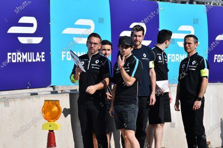 2017/2018 FIA Formula E Championship. Riound 1 - Hong Kong, China. Saturday 1 December 2018. Nicolas Prost (FRA), Renault e.Dams, Renault Z.E 17 Photo: Mark Sutton/LAT/Formula E