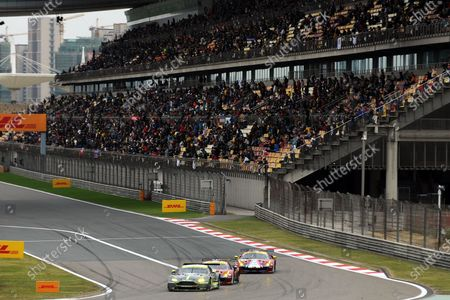 Editorial image of WEC, Round 8 - 6 Hours of Shanghai - 05 Nov 2017
