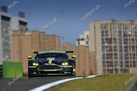 Editorial photo of WEC, Round 8 - 6 Hours of Shanghai - 04 Nov 2017