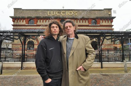 Editorial picture of Luccio's restaurant launch, Dorchester, UK - 09 Dec 2020