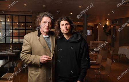 Editorial photo of Luccio's restaurant launch, Dorchester, UK - 09 Dec 2020