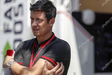 Editorial image of Formula E, Santiago ePrix - 03 Feb 2018