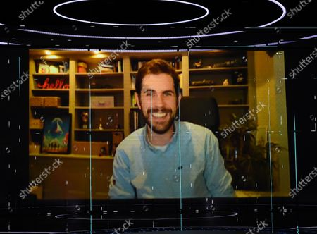 Stock Picture of Sean Murray
