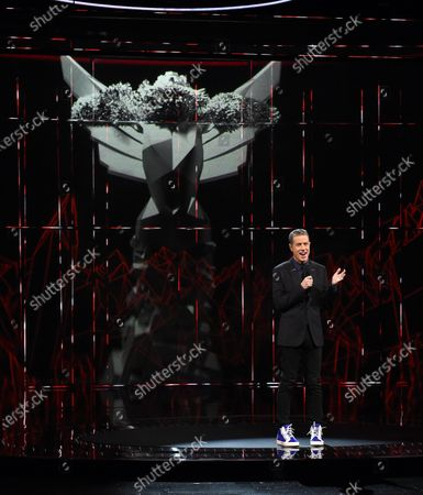Editorial image of The Game Awards 2020, Virtual show, Los Angeles, California, USA - 10 Dec 2020