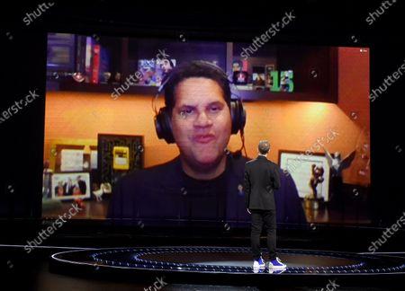 Editorial photo of The Game Awards 2020, Virtual show, Los Angeles, California, USA - 10 Dec 2020