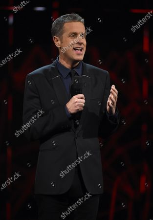 Stock Picture of Geoff Keighley