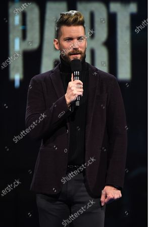 Stock Photo of Troy Baker