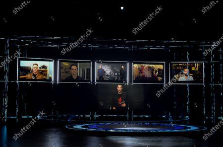 Editorial image of The Game Awards 2020, Virtual show, Los Angeles, California, USA - 10 Dec 2020