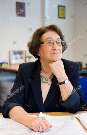 Stock Photo of Baroness Vivien Stern
