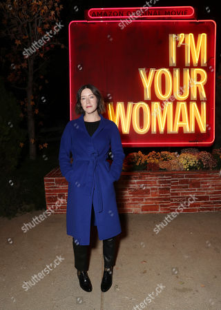 "Director Julia Hart attends Amazon Studios ""I'm Your Woman"" Drive In Screening"