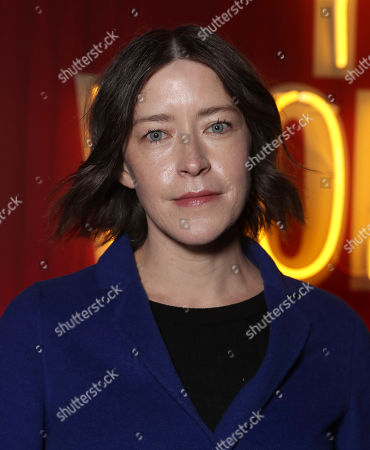 Editorial image of Amazon Studios 'I'm Your Woman' drive in film screening, Greek Theater, Los Angeles, California, USA - 10 Dec 2020