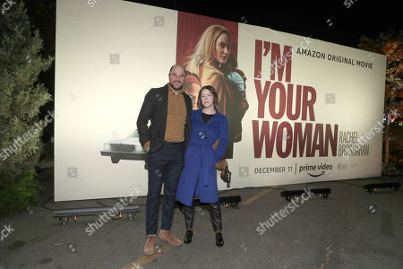 Editorial picture of Amazon Studios 'I'm Your Woman' drive in film screening, Greek Theater, Los Angeles, California, USA - 10 Dec 2020