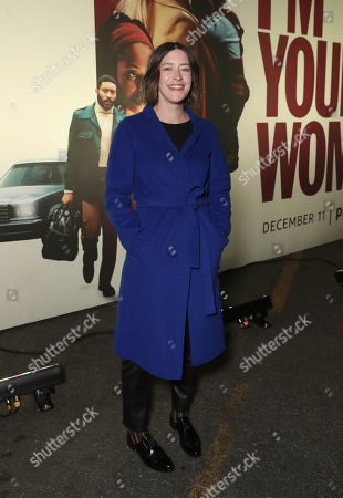 Editorial photo of Amazon Studios 'I'm Your Woman' drive in film screening, Greek Theater, Los Angeles, California, USA - 10 Dec 2020