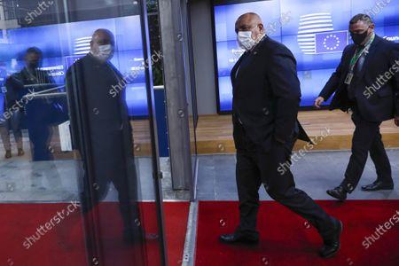 Editorial photo of EU Summit, Brussels, Belgium - 11 Dec 2020