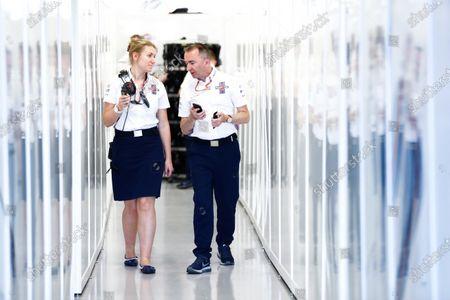 Paddy Lowe, Williams Martini Racing Formula 1.