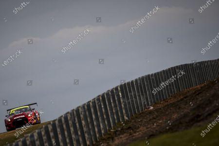 Devon Modell / Struan Moore Team RJN Nissan GT-R NISMO GT3
