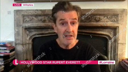 Editorial photo of 'Lorraine' TV Show, London, UK - 11 Dec 2020