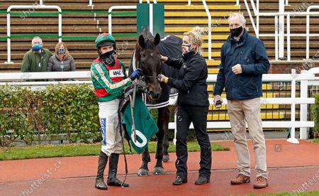 Editorial picture of Horse Racing - 11 Dec 2020