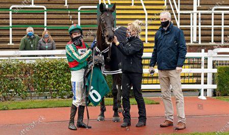 Editorial image of Horse Racing - 11 Dec 2020