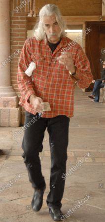 Stock Photo of Exclusive - Actor Sam Elliot who can soon be seen in theatres in the film The Golden Compas heads to his car while out and about in Malibu, Ca