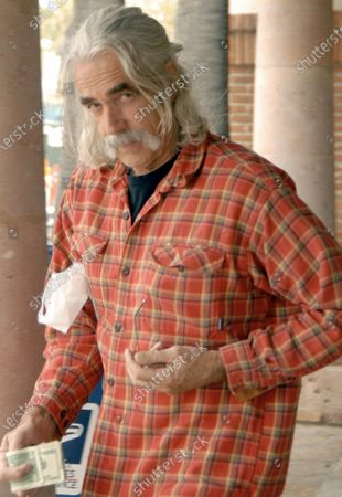 Editorial photo of EXCLUSIVE: Sam Elliot in Malibu, Ca, California, USA - 20 Nov 2007