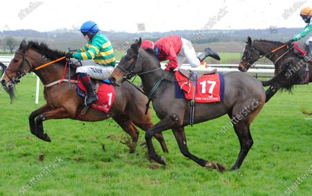 PUNCHESTOWN. STEALTHY TOM and Tom Kelly unseat at the first in the GAIN Supporting Laois GAA Beginners Chase after being hampered by A Different World. Both horse and jockey were ok. Healy Racing
