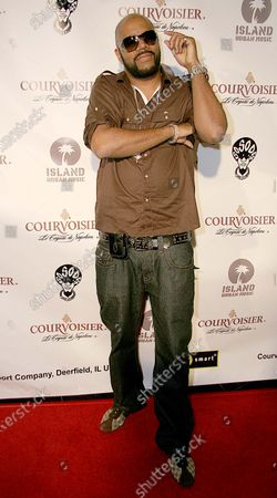 Ed Lover arriving at Jermaine Dupri's Post BET Awards Soiree at the Highlands in West Hollywood, CA