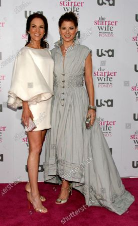The Premiere of USA Networks Telefilm The Starter Wife at The Pacific Design Center in West Hollywood, Ca
