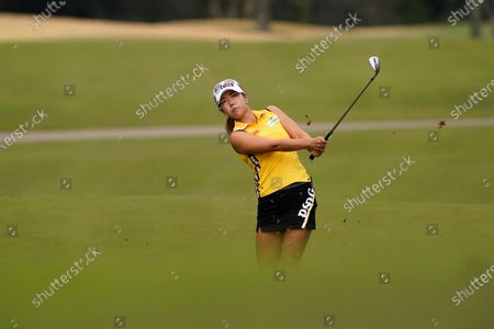 Editorial picture of US Womens Open Golf, Houston, United States - 11 Dec 2020