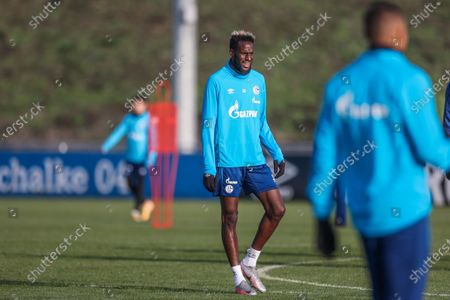 Editorial picture of FC Schalke 04 Training session, Germany - 10 Dec 2020