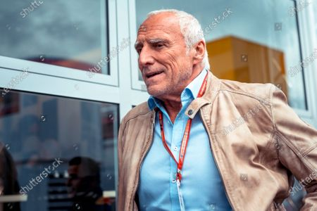 Dietrich Mateschitz (AUT) CEO and Founder of Red Bull