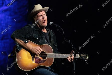 Stock Photo of Singer-songwriter Jack Ingram performs during a limited capacity event at ACL Live