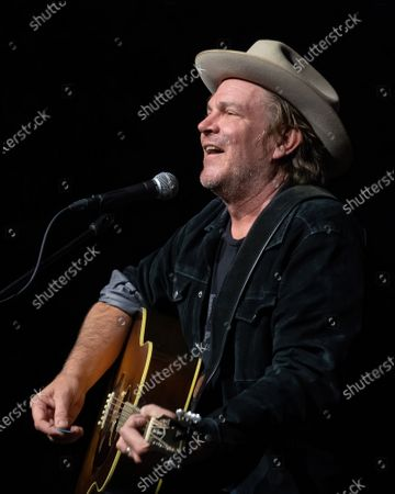 Stock Picture of Singer-songwriter Jack Ingram performs during a limited capacity event at ACL Live