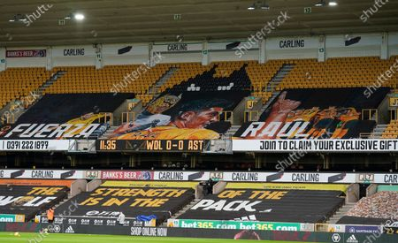 Editorial image of Wolverhampton Wanderers vs Aston Villa, United Kingdom - 12 Dec 2020
