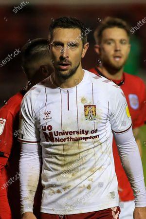 Editorial picture of Crewe Alexandra v Northampton Town, EFL Sky Bet League 1 - 12 Dec 2020