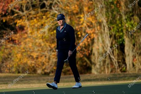 Editorial image of US Womens Open Golf, Houston, United States - 12 Dec 2020