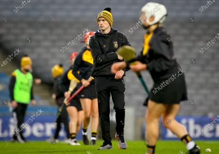 Galway vs Kilkenny. Kilkenny Manager Brian Dowling