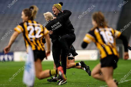 Editorial photo of 2020 Liberty Insurance All-Ireland Senior Camogie Championship Final, Croke Park, Co. Dublin - 12 Dec 2020