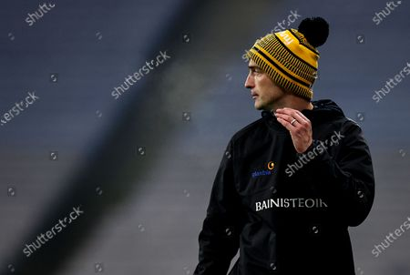 Stock Picture of Galway vs Kilkenny. Kilkenny manager Brian Dowling