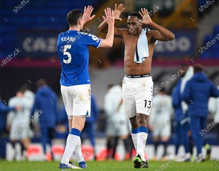 Editorial picture of Everton FC vs Chelsea FC, Liverpool, United Kingdom - 12 Dec 2020