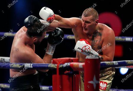 Editorial photo of Boxing Fury Wach, London, United Kingdom - 12 Dec 2020