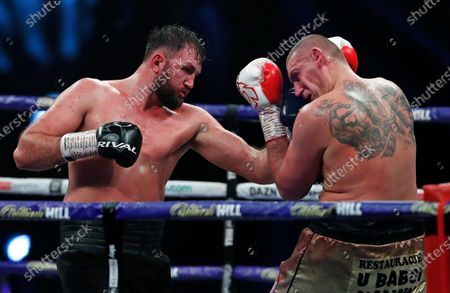 Editorial picture of Boxing Fury Wach, London, United Kingdom - 12 Dec 2020