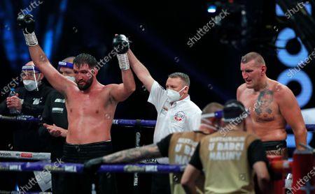 Editorial image of Boxing Fury Wach, London, United Kingdom - 12 Dec 2020