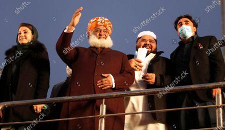Editorial picture of Politics, Lahore, Pakistan - 13 Dec 2020