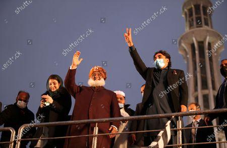 Editorial image of Politics, Lahore, Pakistan - 13 Dec 2020