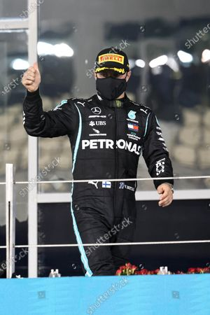 Editorial image of 2020 F1 Abu Dhabi Grand Prix, Race, Yas Marina Circuit, Yas Island, Abu Dhabi - 13 Dec 2020