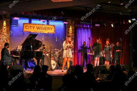 Editorial picture of Chrisette Michele In Concert - , Atlanta, United States - 13 Dec 2020